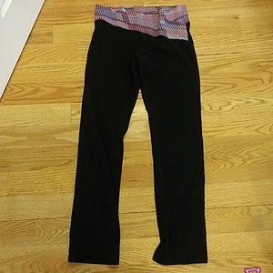 Victoria Secret Black Yoga Pants